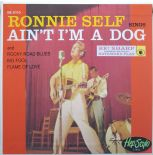 "45 EP ✦ RONNIE SELF ✦ ""Ain't I'm A Dog"" - Awesome Rare Rockabilly Repro - LTD!!"